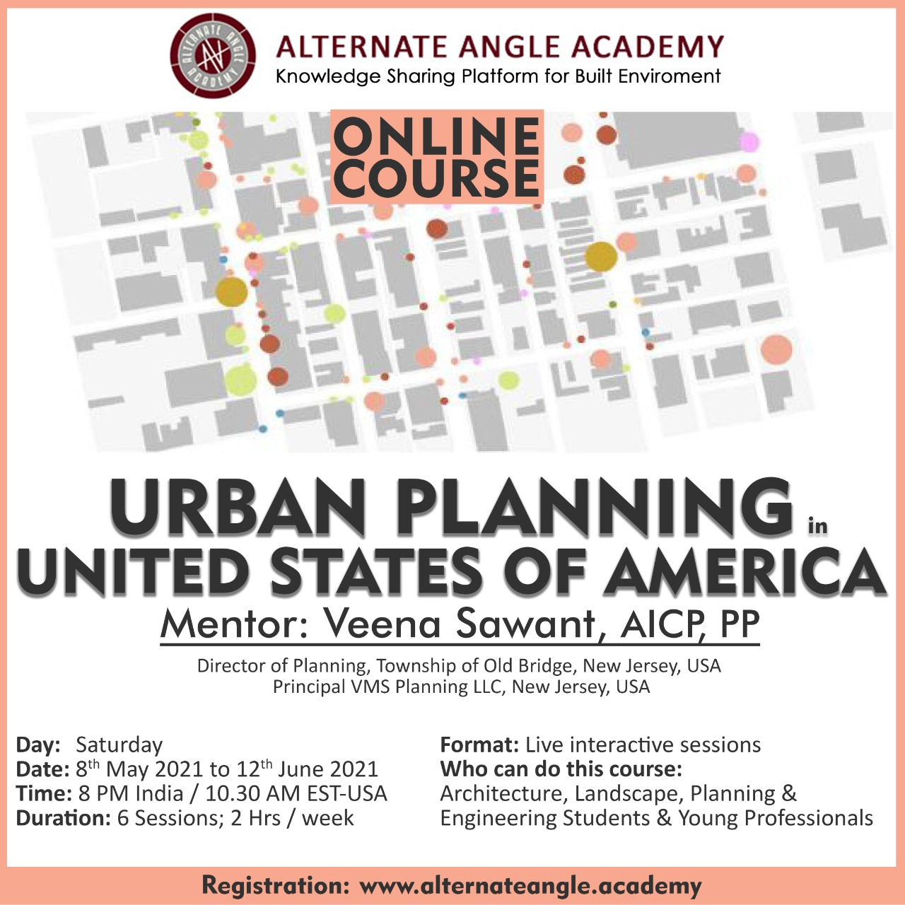 FSP01 - Urban Planning in the United States of America
